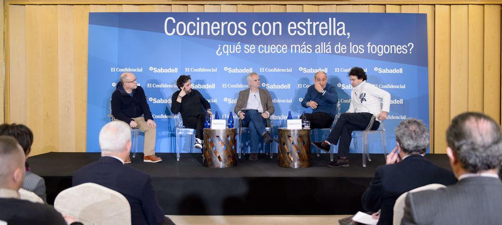 Gastronom a programas como masterchef hacen m s por la for Programas de cocina en espana