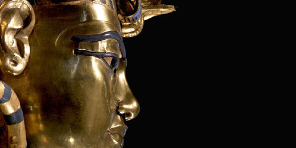 Foto: Tutankamón, una maldición que resulta rentable