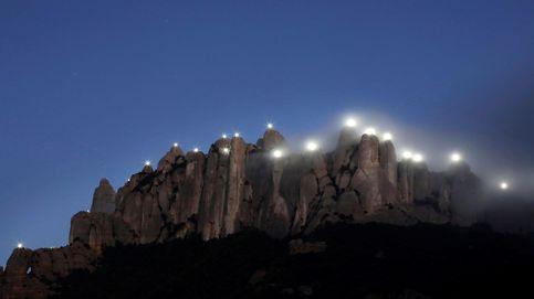 El independentismo se pone esotérico en Montserrat