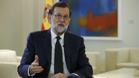 Rajoy exige a Puigdemont que suprima el plan de declaración de independencia