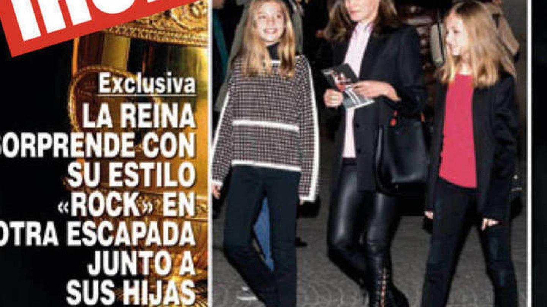 Imagen de la portada del 'Hola'.