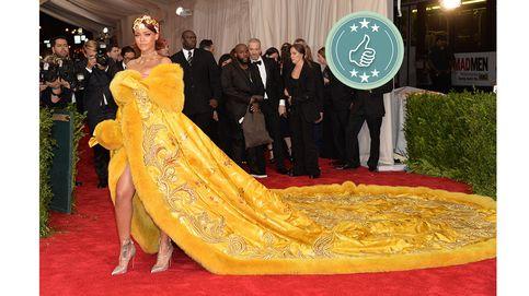 Gala MET 2015, de Beyoncé a Sarah Jessica Parker, las mejor y peor vestidas de la noche