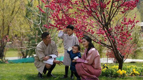 Los reyes de Bután, diez años después: un amor que cambió la historia de su país