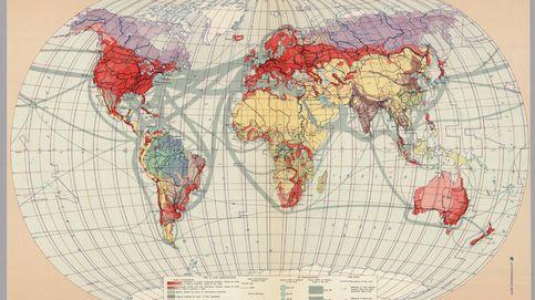 Diez mapas antiguos para explorar cómo era el mundo