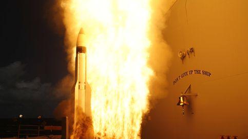 El escudo europeo capaz de destruir misiles lanzados desde Oriente Medio