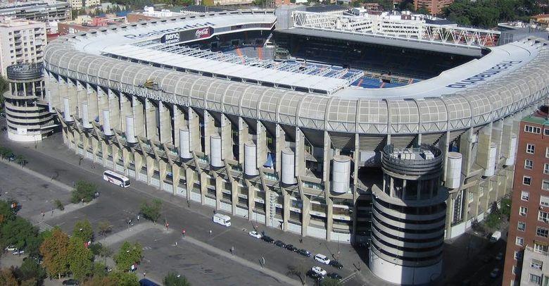 Foto: Bill Gates negocia con el Madrid poner el nombre de Microsoft al Bernabéu