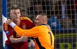 España no tiene piedad de Chequia y se mete a los cuartos del Europeo