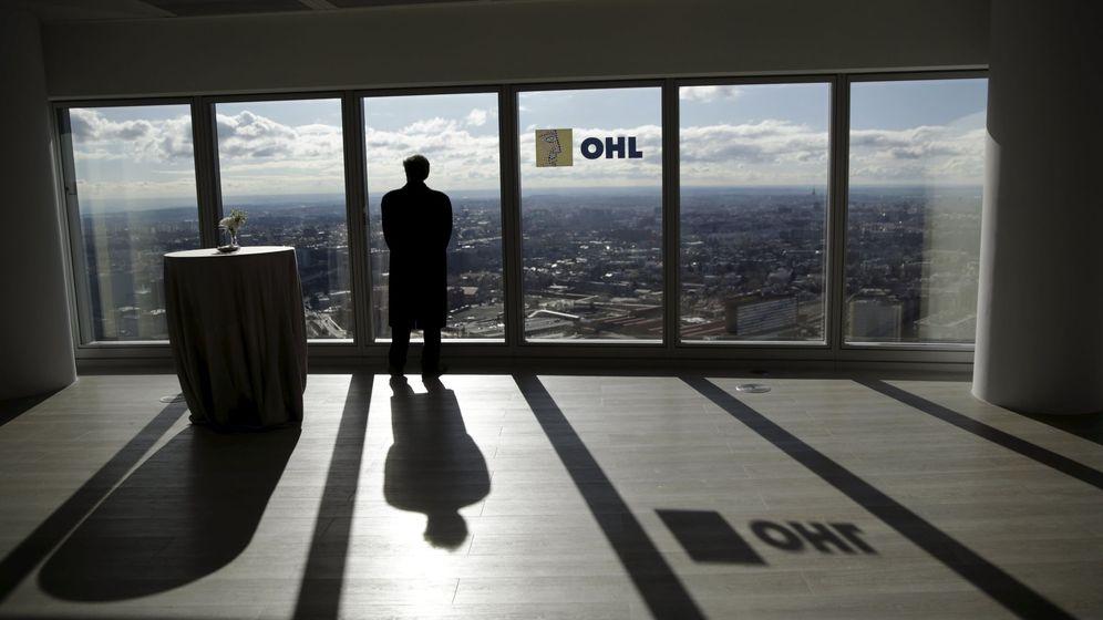Foto: Oficinas de OHL en Madrid (Reuters)