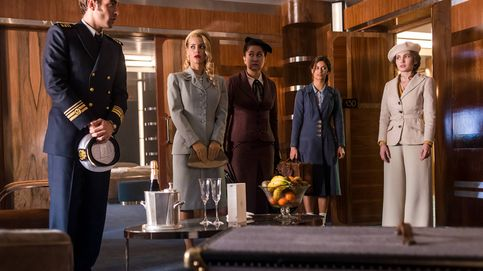 Netflix arranca el rodaje de 'Alta mar', su cuarta serie española