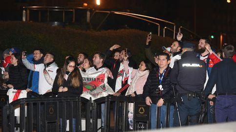 La plantilla de River Plate ya está en Madrid