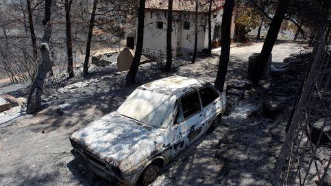 Extinguido el incendio de Beneixama (Alicante), tras quemar 900 hectáreas