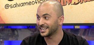Post de Sálvame: la evolución capilar de Antonio Tejado tras su injerto de pelo