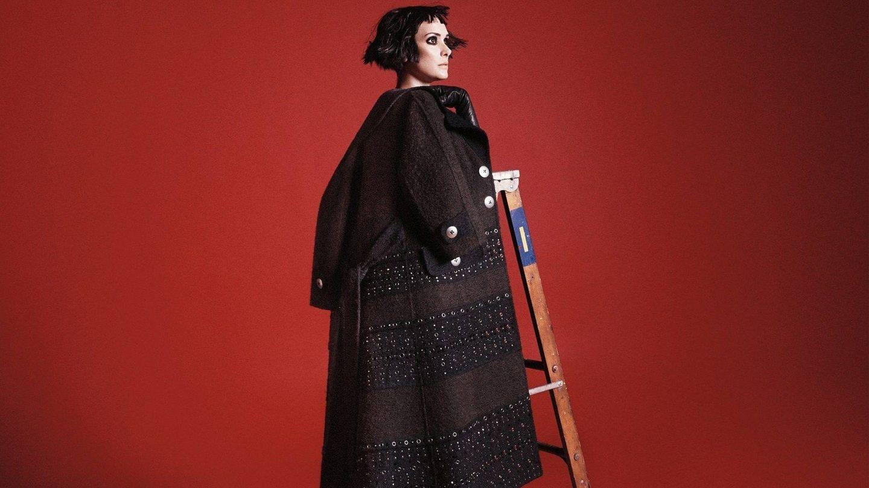Winona, protagonista de una campaña de 2012 para Marc Jacobs.
