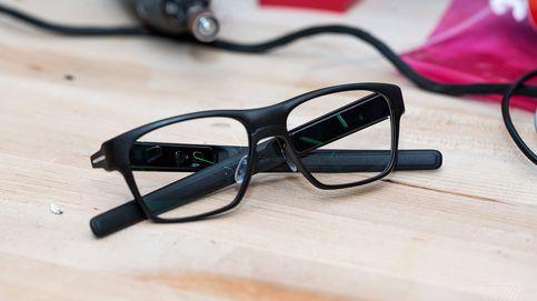 Intel crea unas gafas inteligentes que (por fin) no te harán parecer de otro planeta
