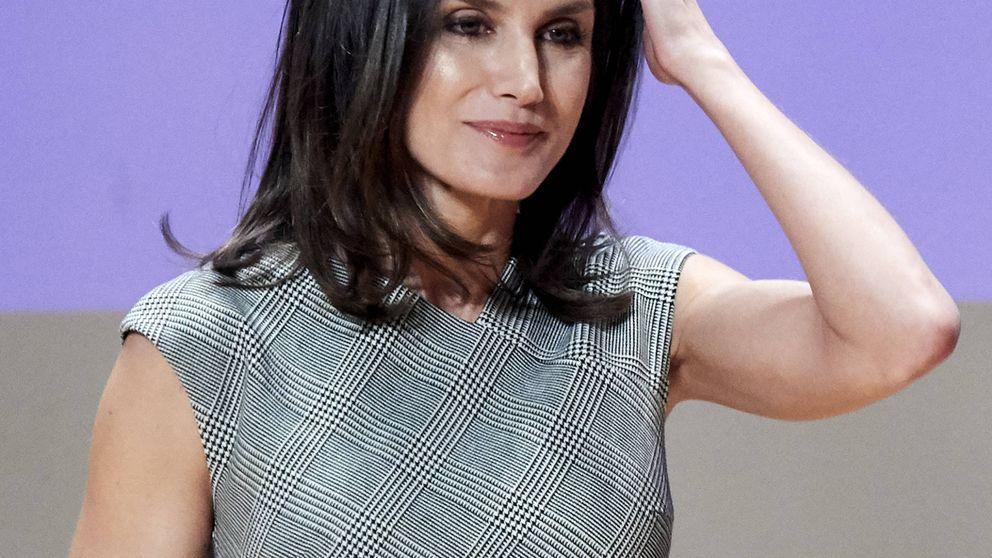 La reina Letizia 'actualiza' el contencioso que hubo entre Roció Jurado y Antonio David Flores