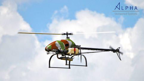 El dron español de 70.000 € que ha causado un conflicto entre Israel y Rusia