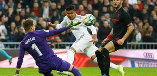 Post de La grandeza de Casemiro en el Real Madrid y la indignación en el Sevilla con el VAR