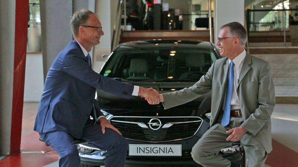Opel y Vauxhall ya son marcas del grupo PSA