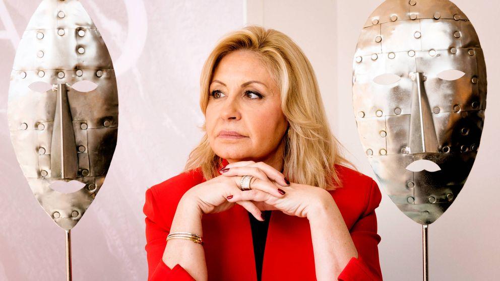 La madre de Verdasco, sobre Preysler: Desmiento que nos llevemos mal