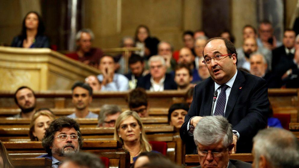 PSOE y PSC celebran el balón de oxígeno del 21-D: Son nuestras tesis