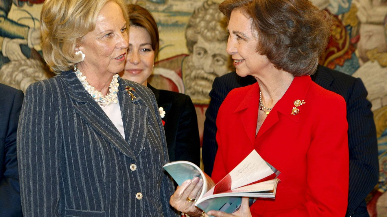 Hablamos con María Luisa de Prusia, prima de la reina Sofía: dura decisión que las afecta