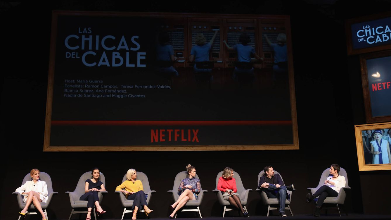'Las chicas del cable': Una serie de mujeres cañeras que no se entregan a los hombres