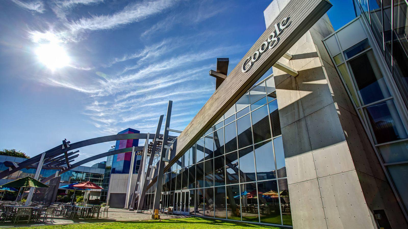Foto:  Sede de la tecnológica en Mountain View (Robbie Shade)