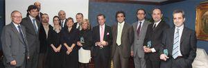 Foto: Enrique Rojas, VII Premio Reflexiones a la Opinión Sanitaria