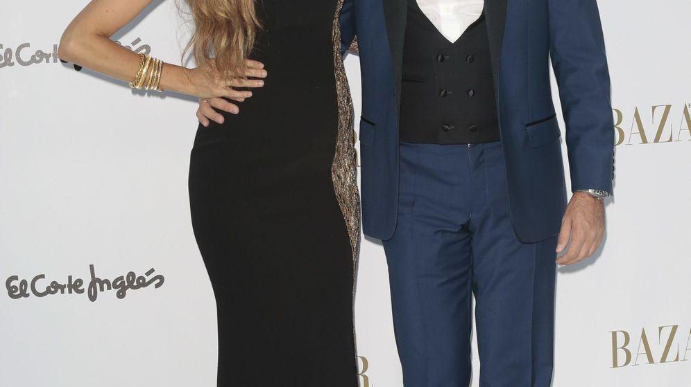 Foto: Carola Baleztena y Emiliano Suárez en una imagen de archivo. (Cordon Press)