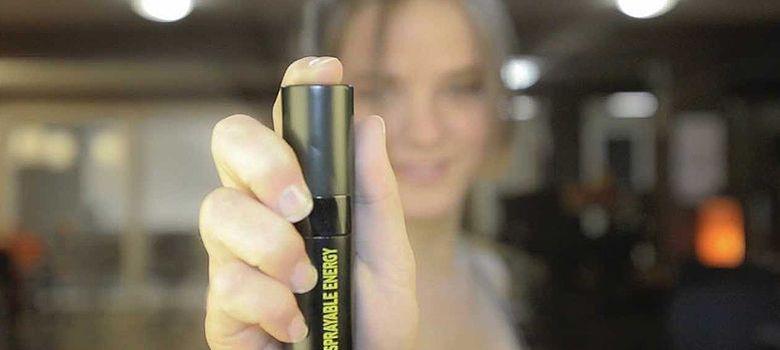 Foto: El spray proporciona la dosis justa para evitar los efectos secundarios del café