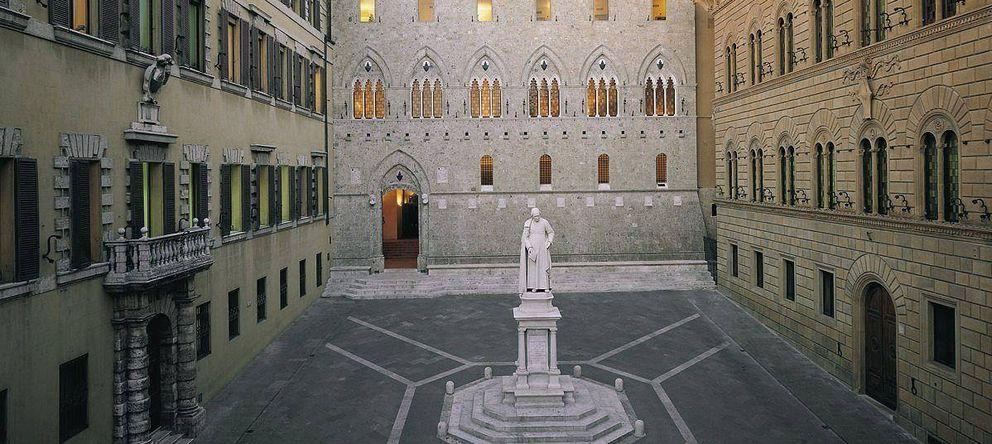 Foto: Monte dei Paschi cierra su ampliación de capital para devolver las ayudas al Estado