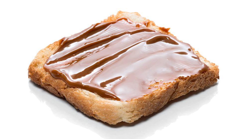 Foto: Tostada con dulce de leche. (iStock)