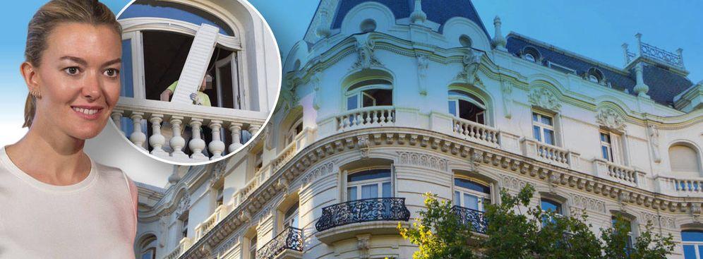 Foto: Marta Ortega en un fotomontaje elaborado por Vanitatis.