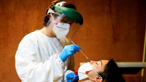 España ya es el sexto país de Europa con peor incidencia de coronavirus