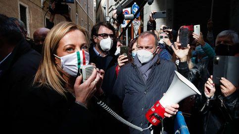 Vox exhibe en Cataluña su última alianza italiana tras la ruptura con Salvini
