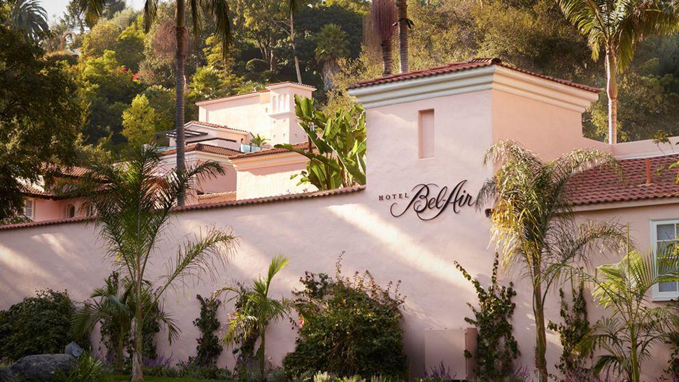 Hoteles con estrellas de Hollywood