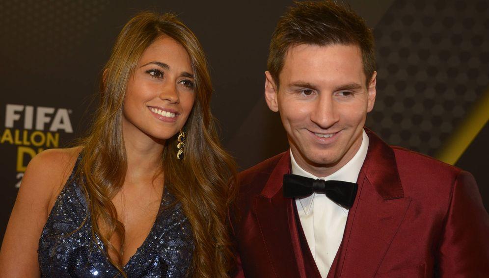 Foto: Leo Messi y Antonella Roccuzzo en una imagen de archivo. (Gtres)