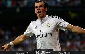 Ancelotti necesita activar a Bale ante el estreno del tridente culé