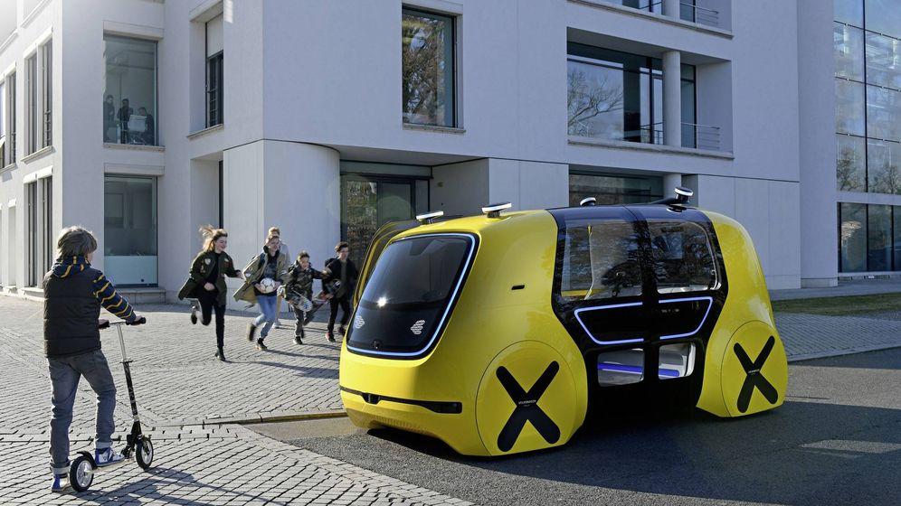 Foto: La movilidad del futuro se presenta en el Salón de Ginebra