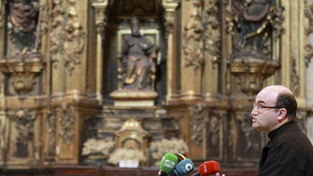 Foto: El obispo de San Sebastián, José Ignacio Munilla. (EFE)