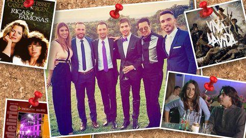 Las escasas imágenes de la boda 'secreta' de Alejandro Amenábar y David Blanco