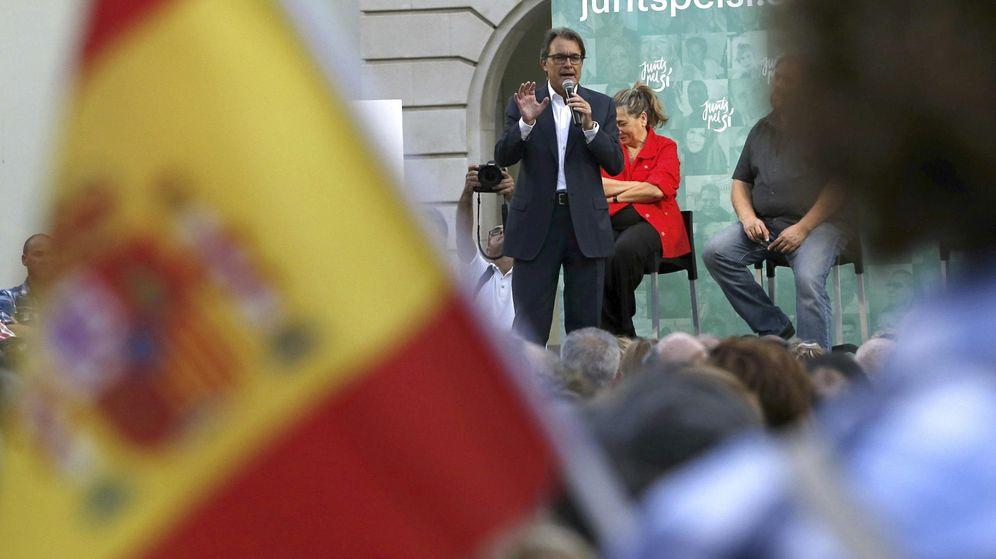 Foto: El presidente de la Generalitat, Artur Mas, en una fotografía de archivo. (Efe)
