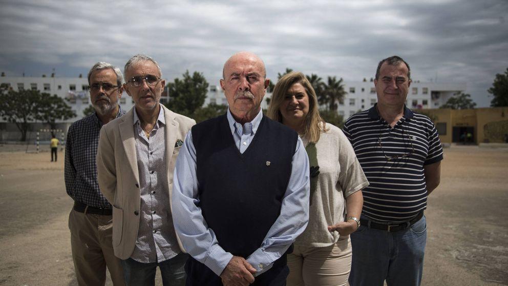 Instituto Machado: así se educa en la zona cero del contrabando en La Línea
