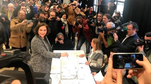 Colau: Hoy debemos recuperar las instituciones catalanas a través del voto