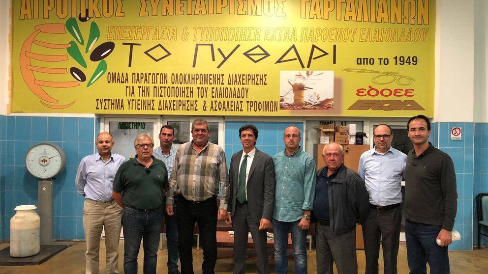 Deoleo amplía a Grecia su red de compras de aceites premium