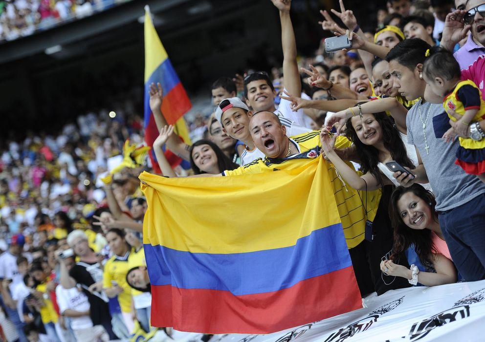 Foto: Abundaron las camisetas amarillas en el Bernabéu (Gtres)