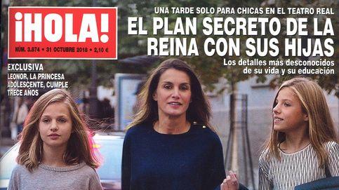 El plan de chicas de la reina Letizia y sus hijas y el cáncer de Ana Rosa