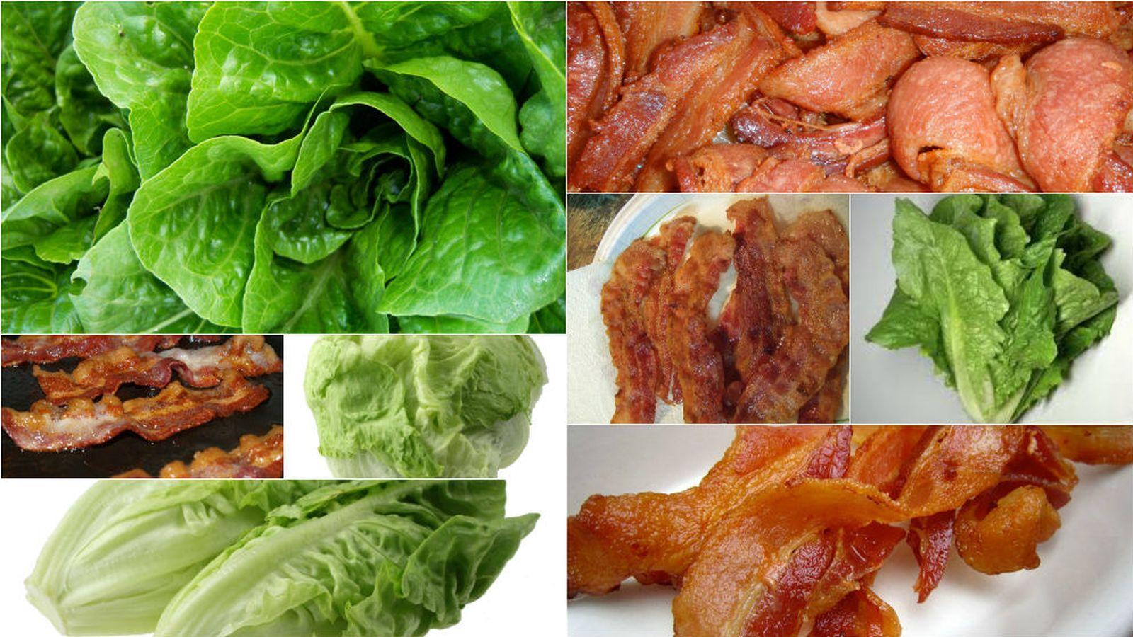 Foto: Comer lechuga puede ser peor que comer bacon