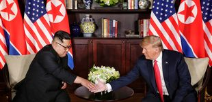 Post de El encuentro Trump-Kim no lo predijeron 'Los Simpson'... pero sí Corea del Norte