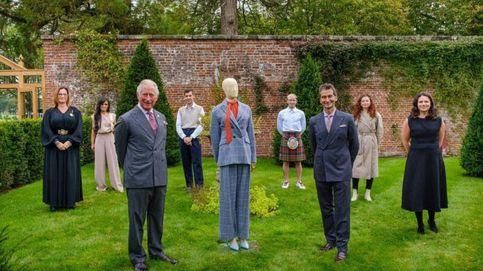 La colección de moda del príncipe Carlos, él sabe lo que te gusta
